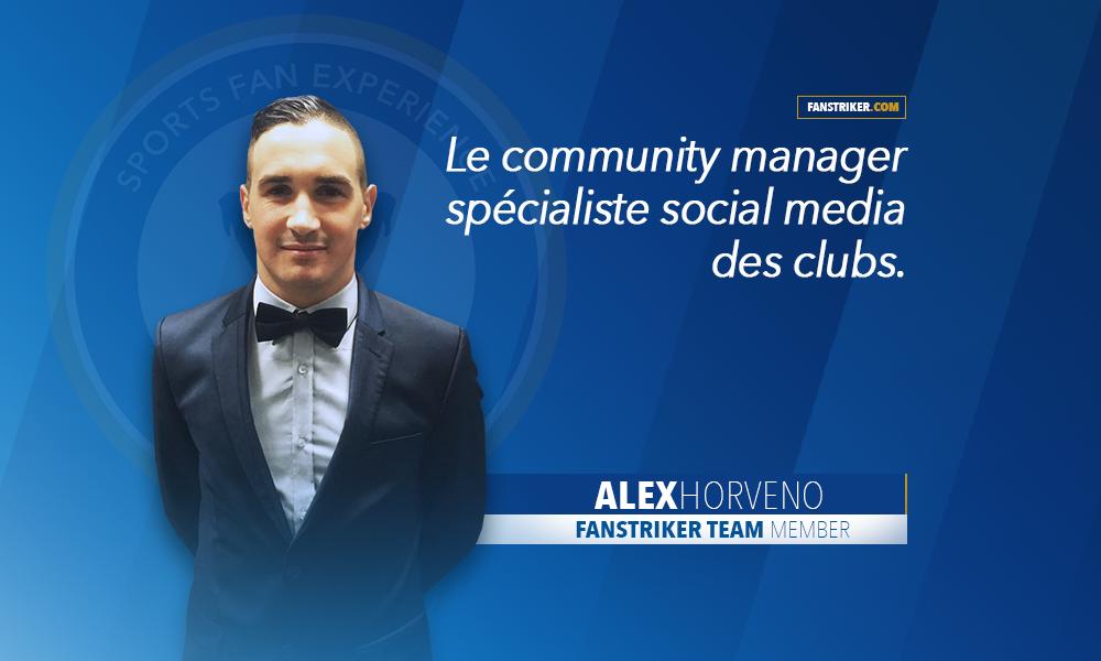 Alex Horveno, Fanstriker