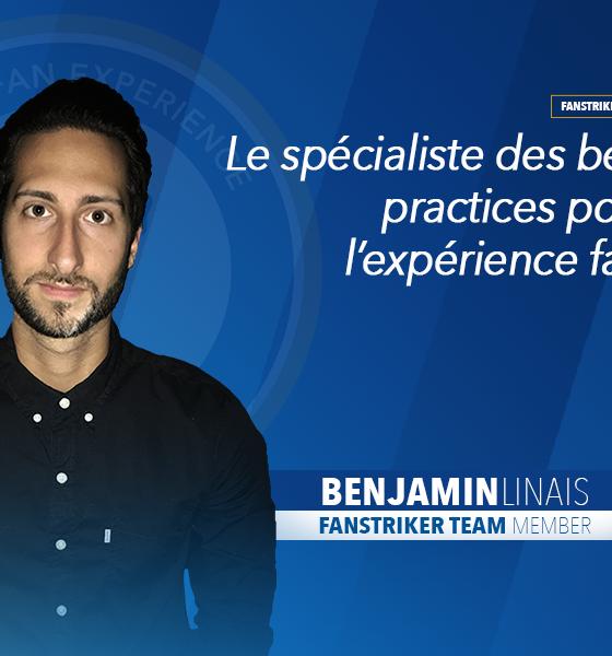 Benjamin LINAIS, Fanstriker
