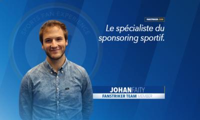 Johan FAITY présentation Fanstriker