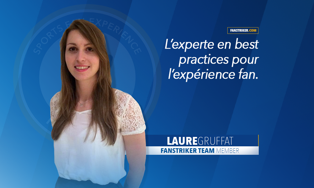 Laure GRUFFAT, Fanstriker