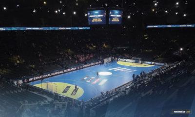 Le mondial de handball masculin 2017 en France