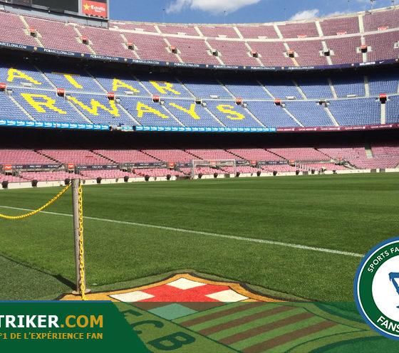 Camp Nou Stade