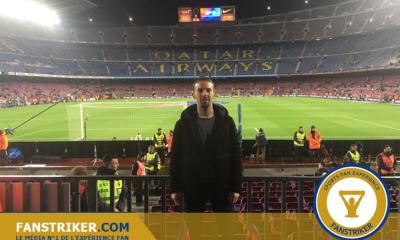 Thibault au Camp Nou