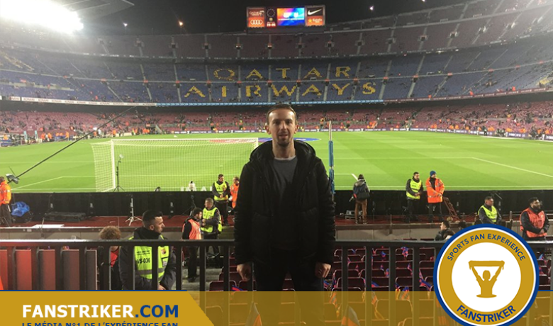 FAN STORY : Thibault, de l'OM à Barcelone