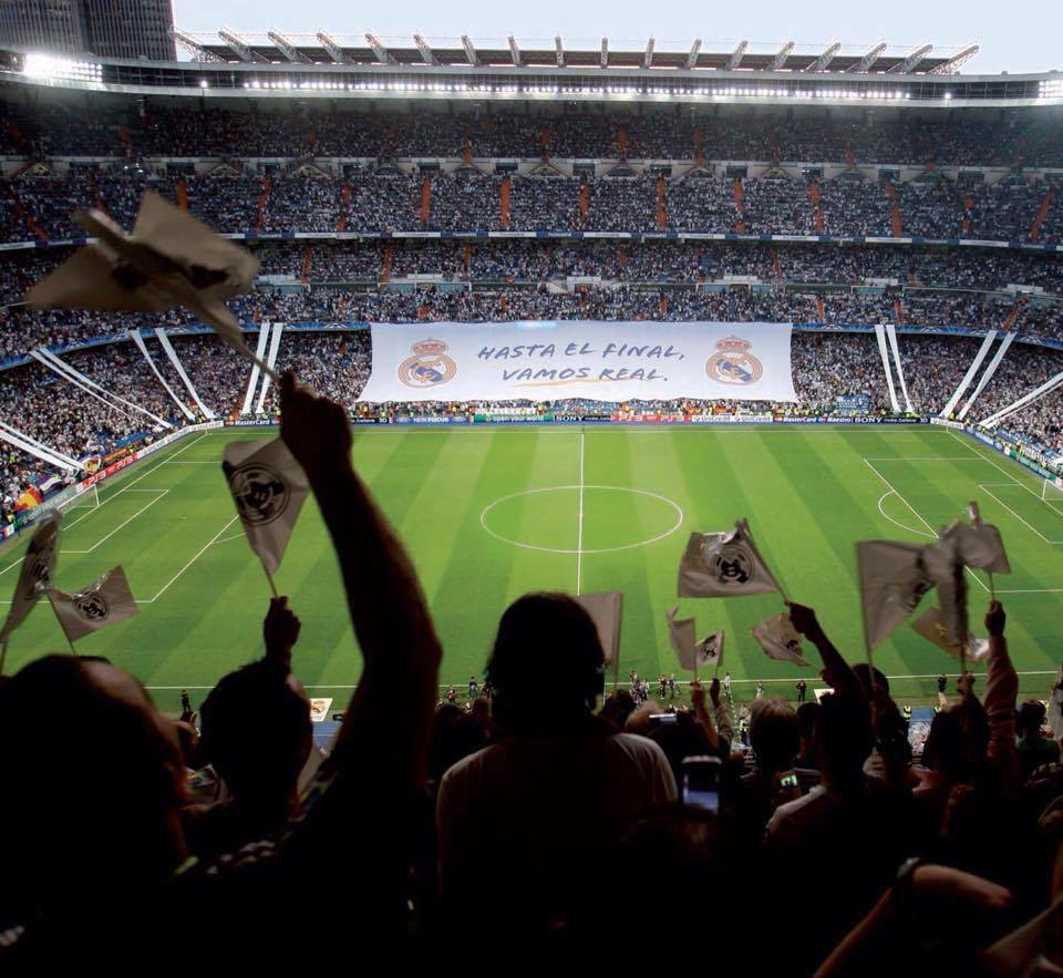 Match du Real Madrid