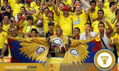 Jorge, l'aficionado Colombien du football