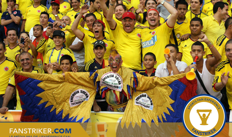 FAN STORY : Jorge, l'aficionado Colombien du football