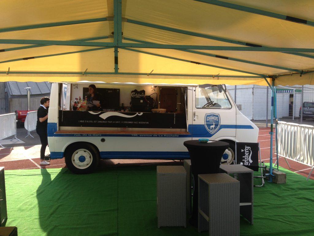 Le petit food truck de la Terrasse