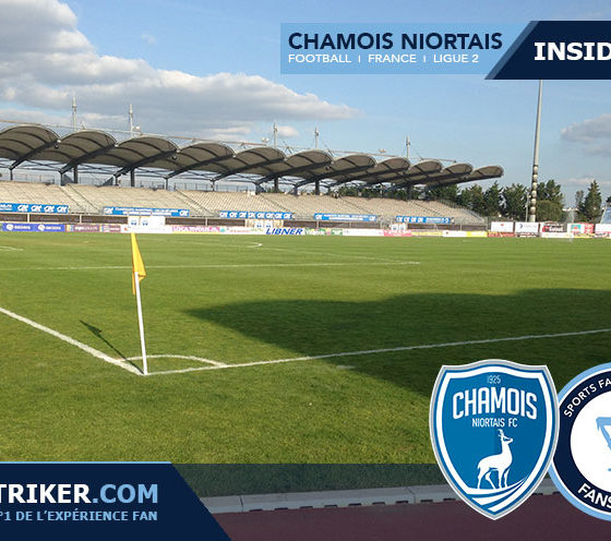 Le Stade René Gaillard de Niort
