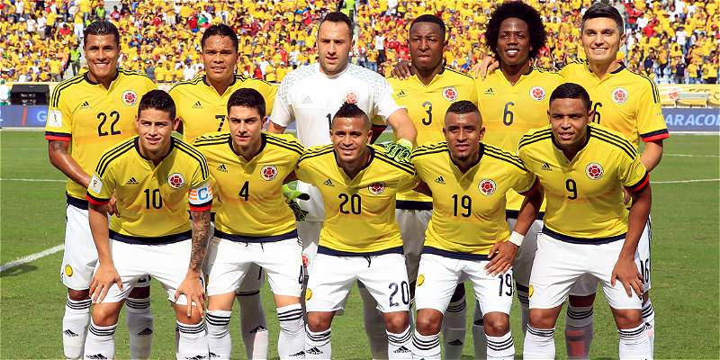 Equipe nationale de Colombie