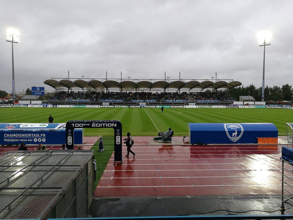 Stade René Gaillard - Niort