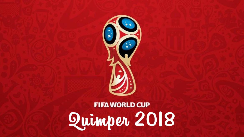 La coupe du monde à Quimper