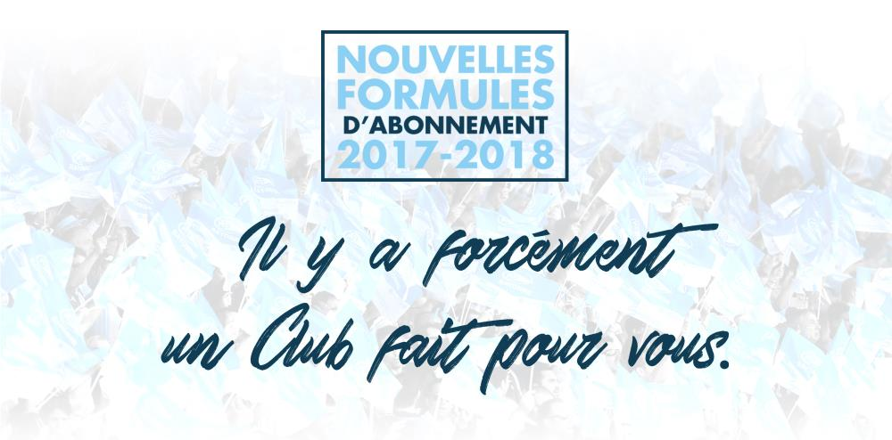 Abonnement Club de l'Aviron Bayonnais