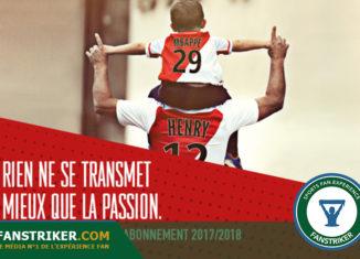 Campagne d'abonnement AS Monaco
