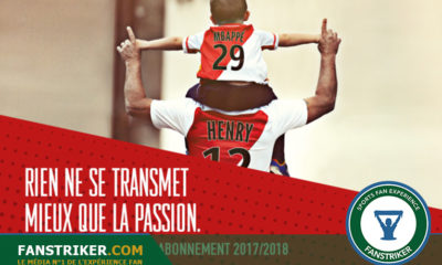 Campagne d'abonnement AS Monaco