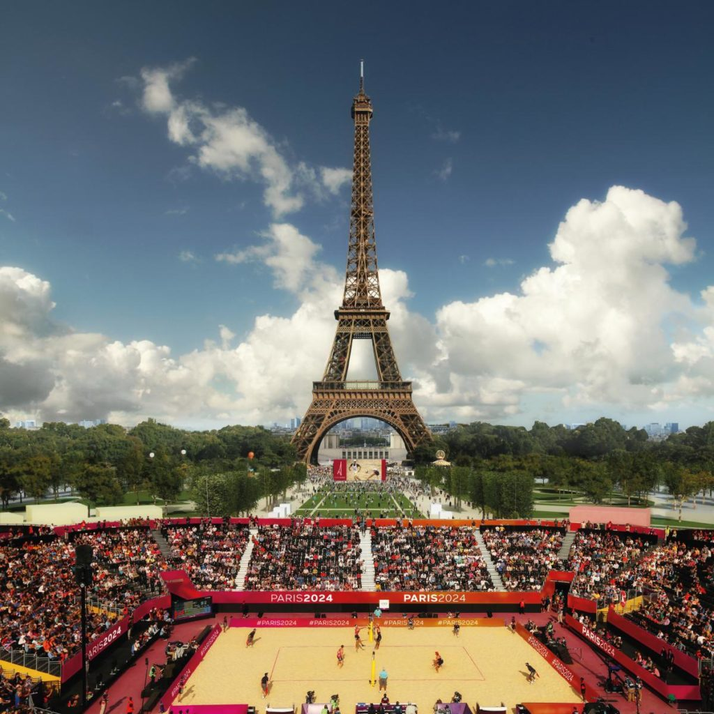 Volleyball Paris 2024
