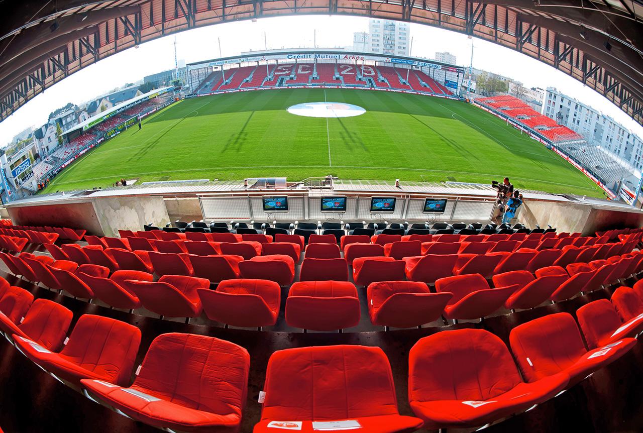 Le stade Francis-Le Blé