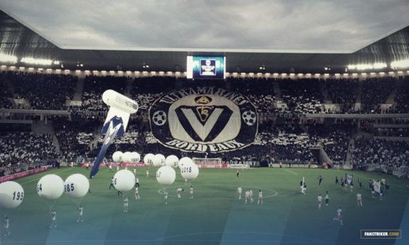 Stade Matmut en 2015