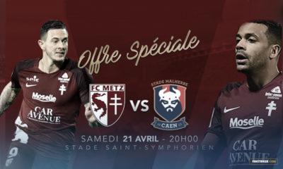 Opération spéciale FC Metz