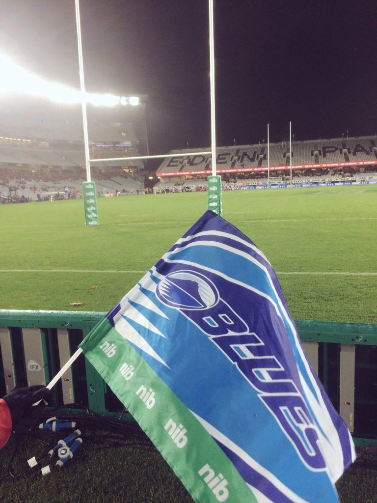 Auckland Blues fans