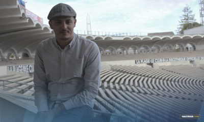 Interview Nabil Bellahsene - filmmaker Copa90