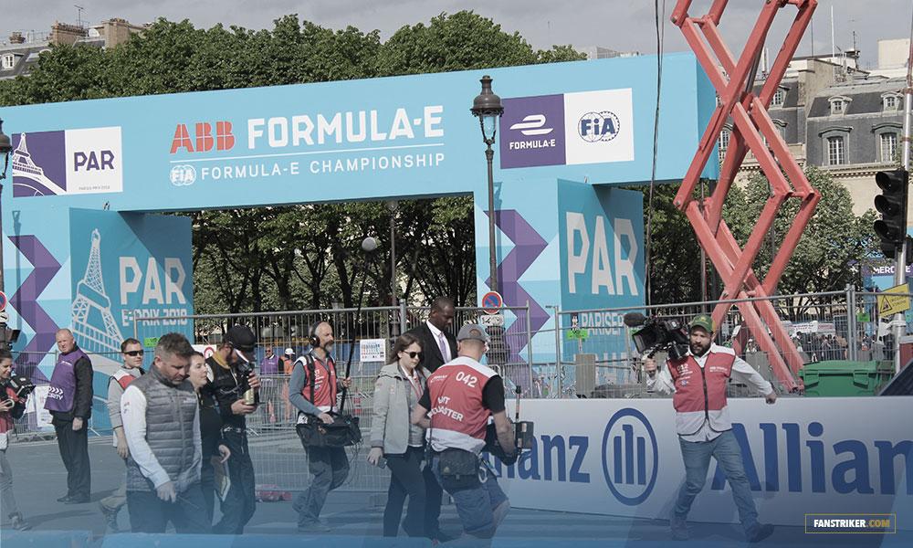 ePrix Paris Formule E 2018