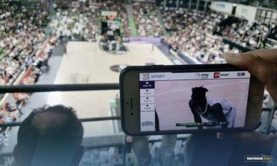 L'ASVEL et VOGO SPORT proposent une expérience digitale