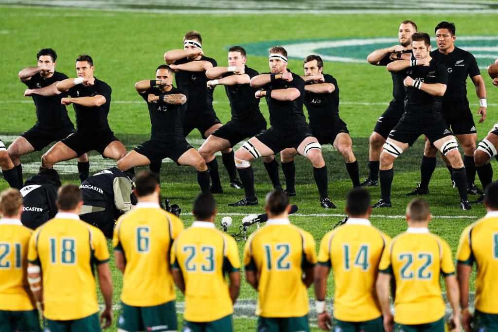 La meilleure équipe de Rugby du monde : les All Blacks