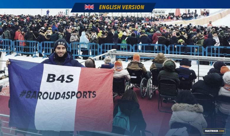 FAN STORY : Olivier, a sports fan explorer
