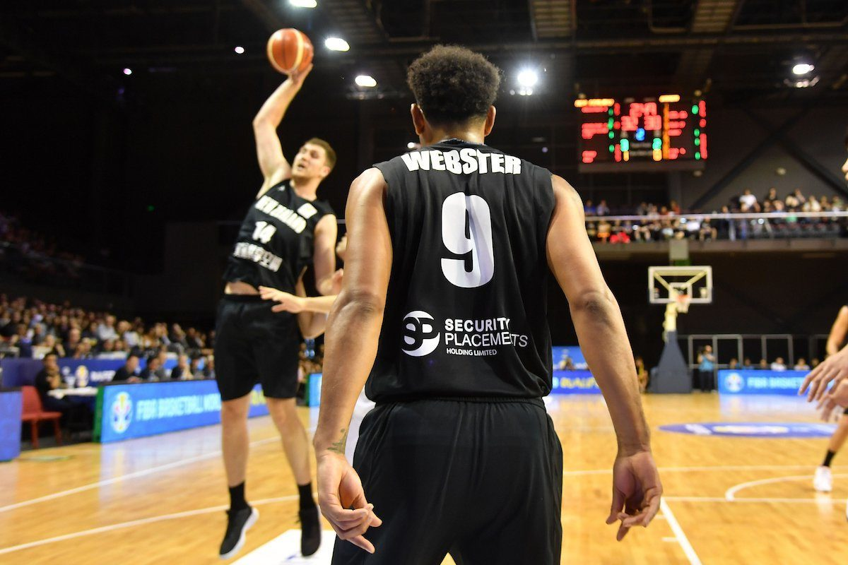 Tall Blacks Basketball