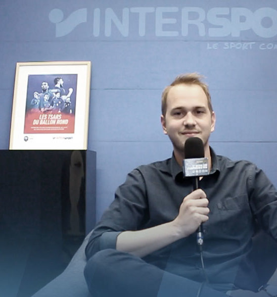 Interview Guillaume Payen, INTERSPORT France