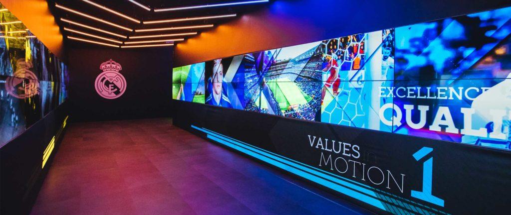Ouverture du Real Madrid World of Football à Melbourne
