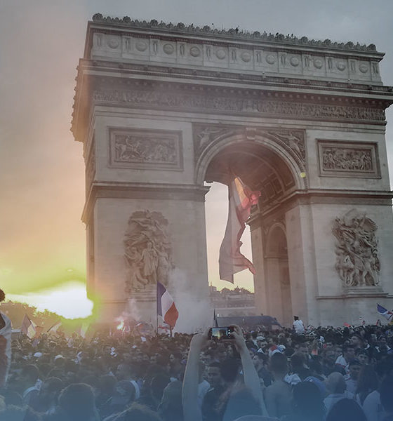Fans France coupe du monde