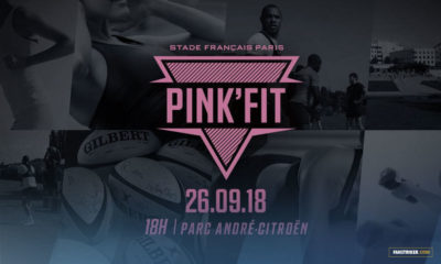 Pink'fit Stade Français Paris