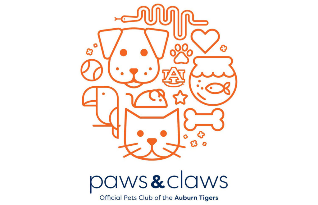 Paws and Claws, le fan clubs pour animaux d'Auburn
