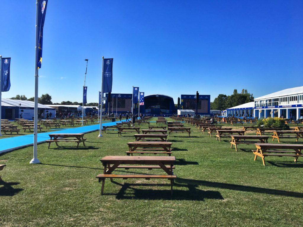Retour sur l'un des événements de l'année: la Ryder Cup 2018
