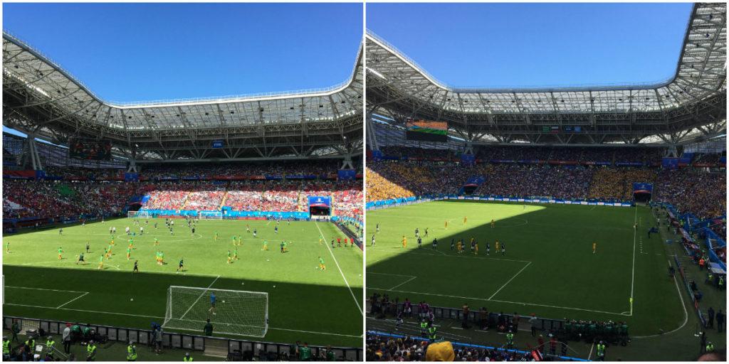 Maillots France Australie Coupe du Monde 2018