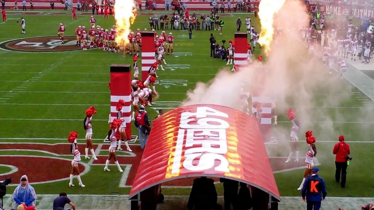 Personalise ton match avec les 49ers