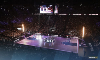 Le All Star Game LNB 2018 à Paris