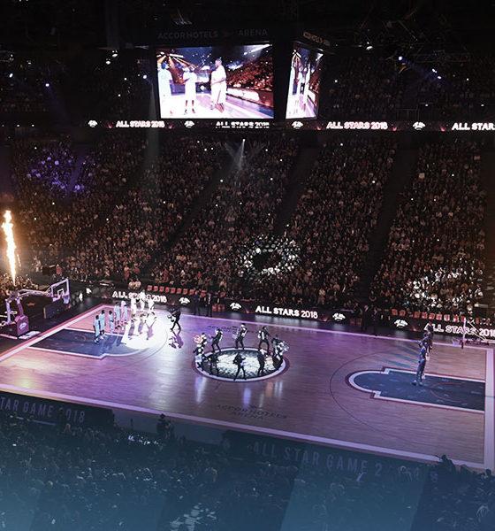 Le All Star Game LNB 2018 à Paris