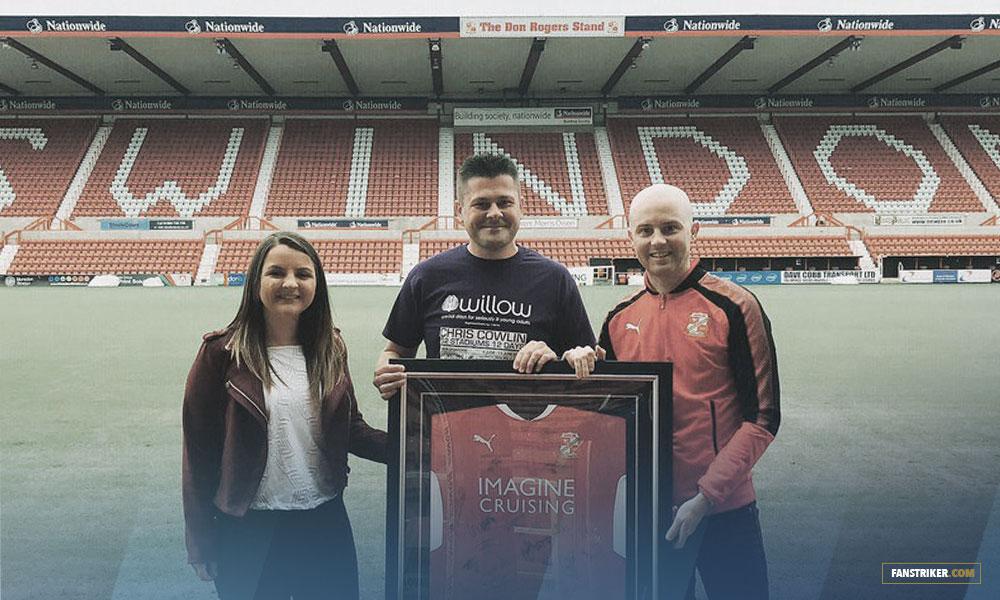 Interview de Danny Lee, Head of Ticketing à Swindon Town FC