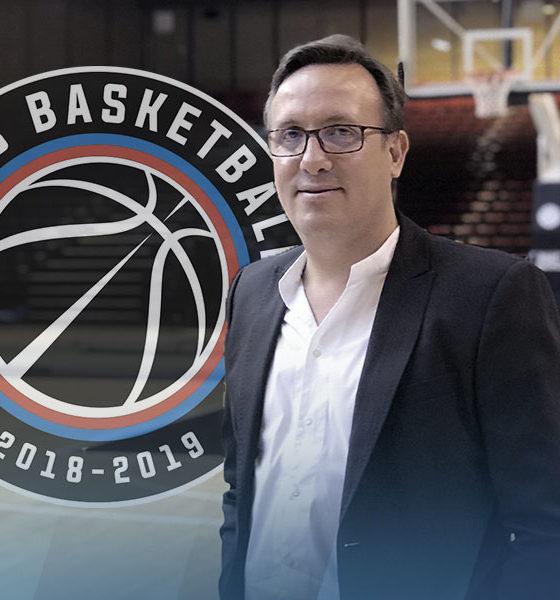 Interview de Romuald Coustre, DG du Paris Basketball