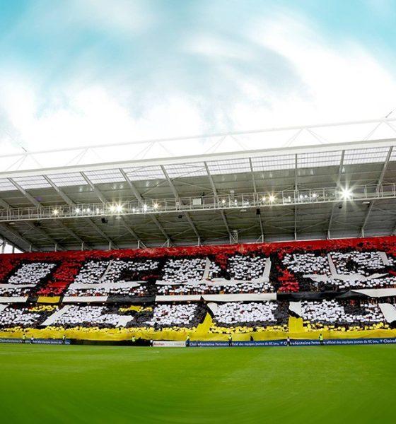 Photo RC Lens stade