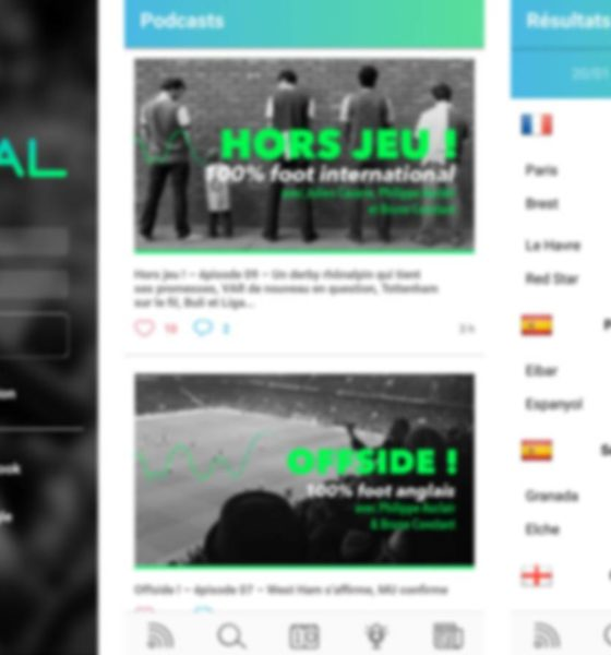 TooGoal, le réseau social 100% football