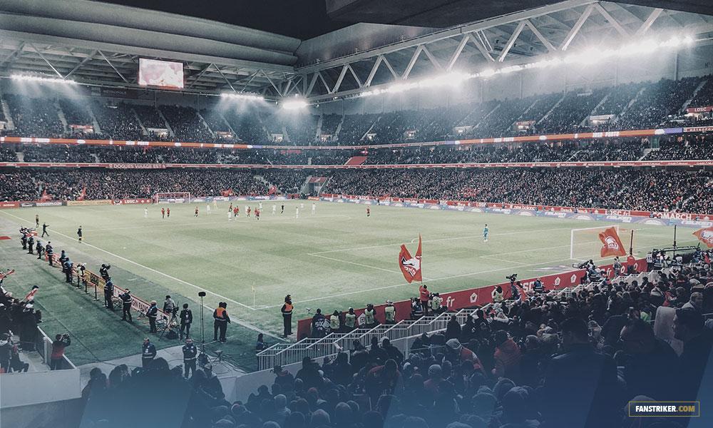 Inside au stade Pierre Mauroy avec le LOSC