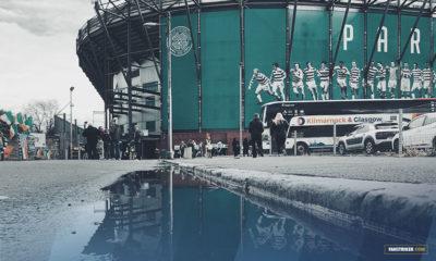 Le Celtic Park, le stade du Celtic FC à Glasgow