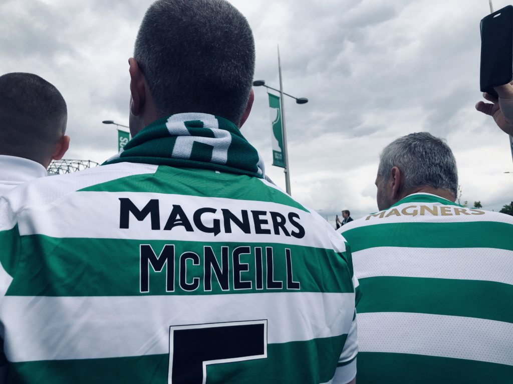 Supporters Celtic FC
