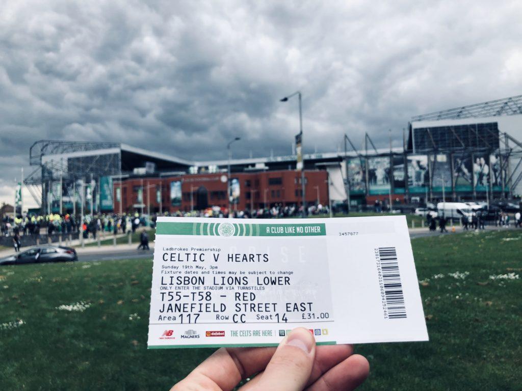 Place match Celtic