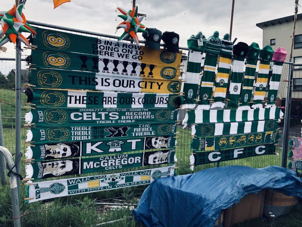 Echarpes du Celtic FC