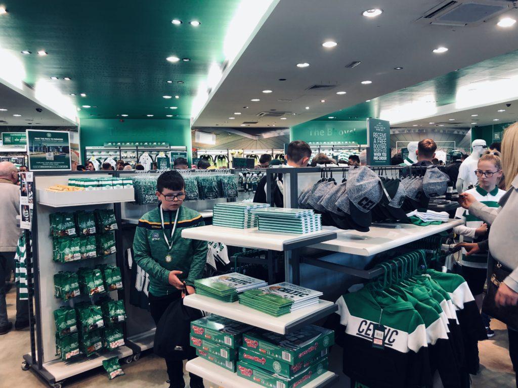 Boutique Celtic FC
